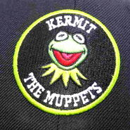 New era 59fifty cap kermit patch 3