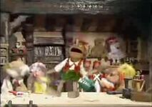 Puppet man