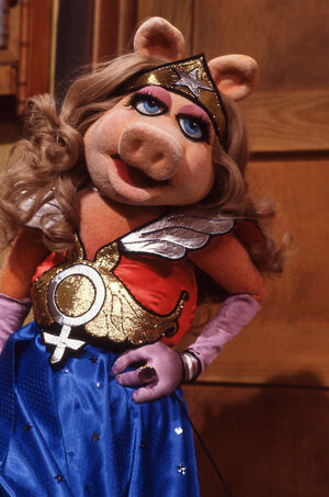 Wonder pig hi-res