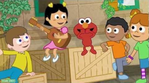"Sesame Street ""Fun Fun Elmo,"" A Mandarin Language Learning Program - Episode 4"