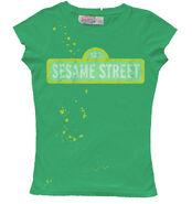 Tshirt-greenspatter