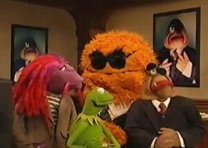 Behemoth Muppets Tonight
