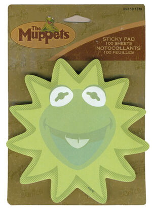 Kermit-sticky-pad
