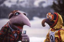 Louis Kazagger and Gonzo on GMA