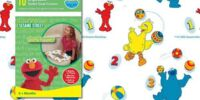 Sesame Street baby supplies (Neat Solutions)