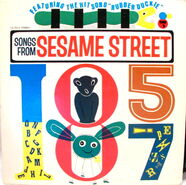 Songs from Sesame Street (Certron)