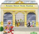 Sesame Street Train Station