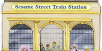 Sesame Street Train Station