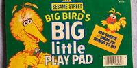 Big Bird's Big Little Play Pad