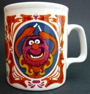 Kiln craft 1978 animal mug 5