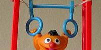 Sesame Street Tricky Trapeze toys