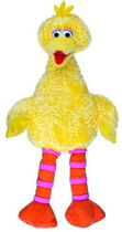 Sesame place plush big bird 13