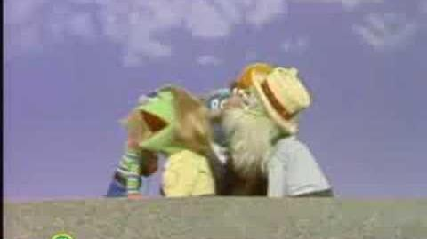 Sesame Street Song About Bus Stop Sign