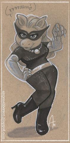 File:Amy Mebberson catwoman piggy.jpg
