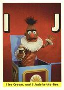 1992 sesame trading cards 28