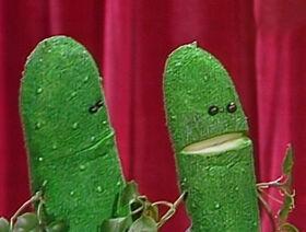 315 cucumbers