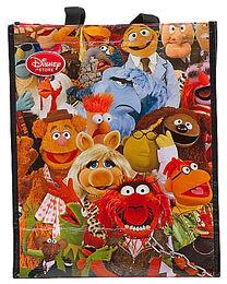 Disney store uk 2012 muppet shopper bag