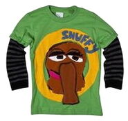 Morfs snuffy shirt