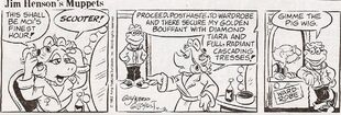 The Muppets comic strip 1982-04-16