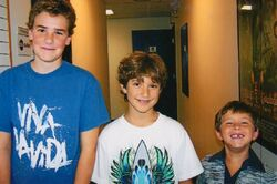 Three garys