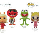 Muppet Pop! Plushies