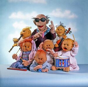 Bobby Benson and the Babies