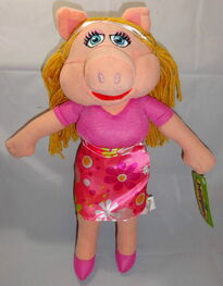 Toy factory 2007 miss piggy summer dress