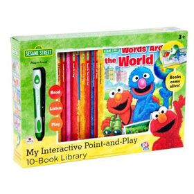 MyInteractivePointandPlay10BookLibrary