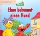 Elmo bekommt einen Hund