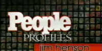 People Profiles: Jim Henson