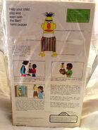 Topper educational toys 1971 bert hand puppet 3