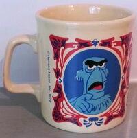 Kiln craft muppet mug sam eagle 2