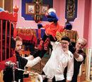 Return performances by Frank Oz on Sesame Street
