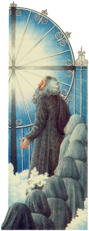 Storyteller book heaven