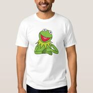 Zazzle kermit the frog shirt