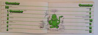 Muppet Diary 1980 - 31