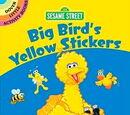 Sesame Street sticker books (Dover)