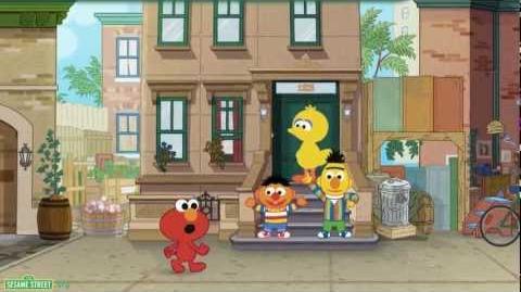 "Sesame Street ""Fun Fun Elmo,"" A Mandarin Language Learning Program - Episode 1"