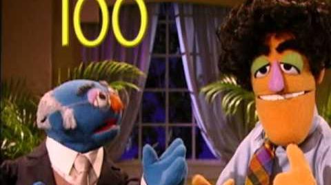 Sesame Street Joe Hundredguy