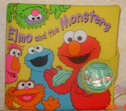 Elmo and the monsters 1