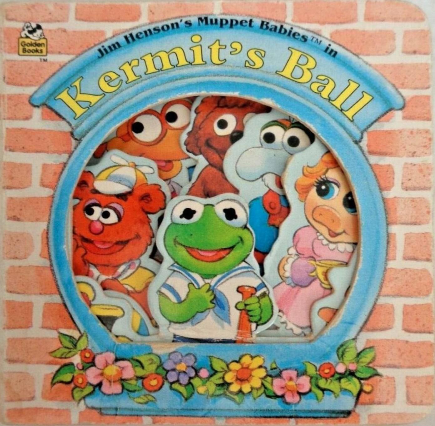 Kermit's ball book