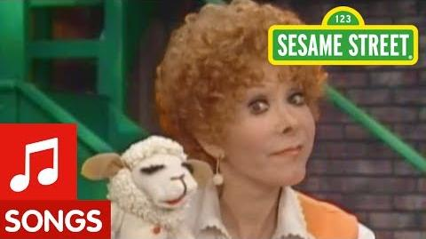Sesame Street Shari Lewis and Lambchop