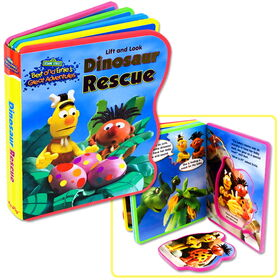 Soft play lift and look dinosaur rescue