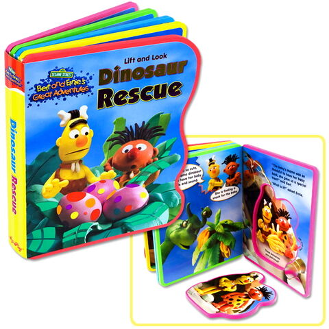 File:Soft play lift and look dinosaur rescue.jpg