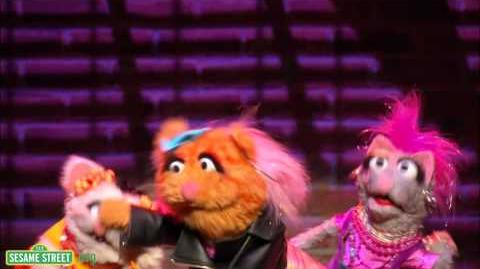 Sesame Street Song All I Can Do Is Cry