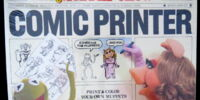 Muppet Show Comic Printer