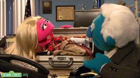 Sesame Street The Closer