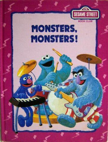 File:MonstersMonsters1992Reissue.jpg