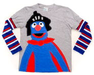 Morfs super grover shirt