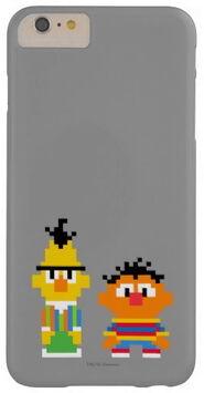 Zazzle bert and ernie pixel art